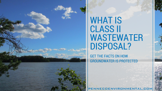 what is class ii wastewater disposal