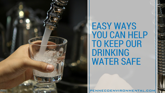 Drinking Water Safe
